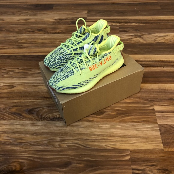 e1d04ad8cec81 adidas Other - Yeezy 350 Semi-Frozen Yellow